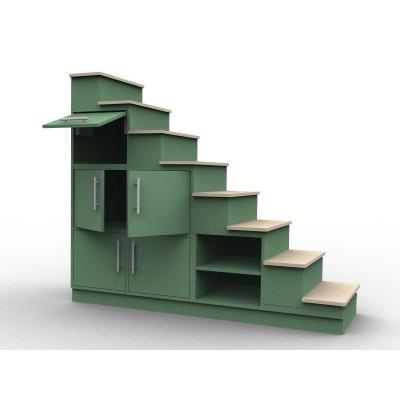 Meuble pour escalier meuble escalier