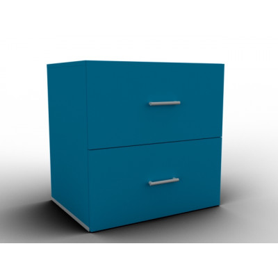 Table de chevet cubique personnalisable