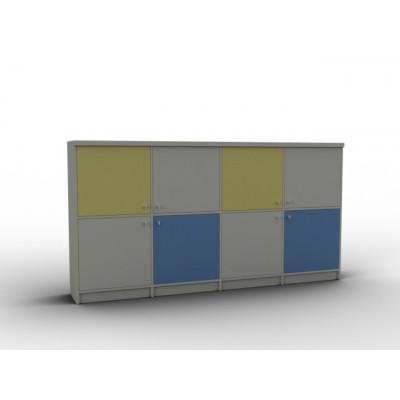 Commode d'entrée couleurs personnalisables