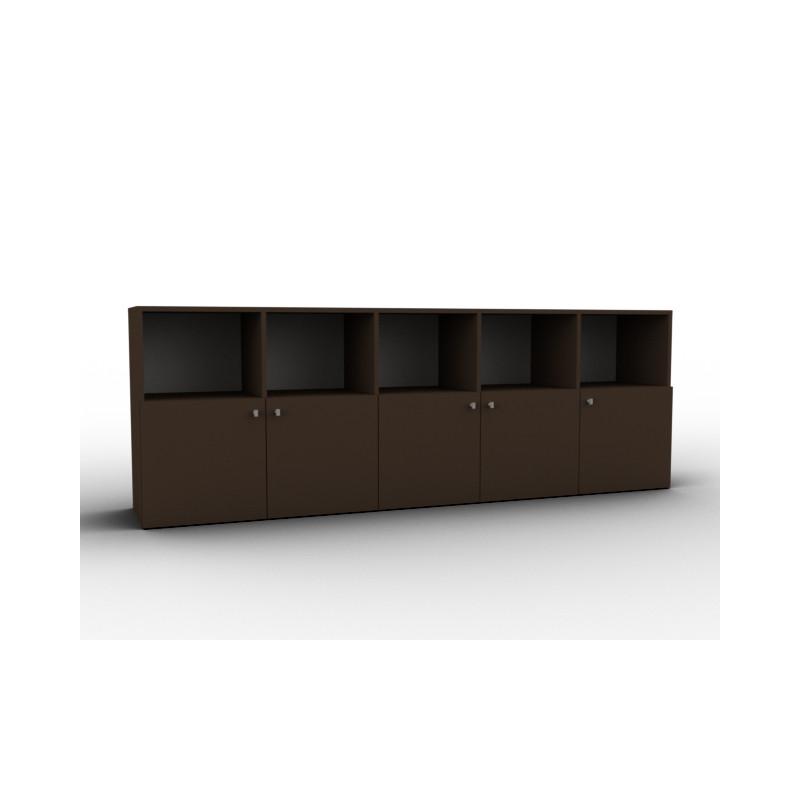 Meuble bas en bois personnalisable