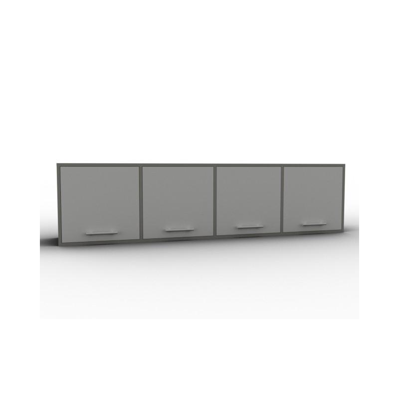 Meuble avec portes relevables sur-mesure