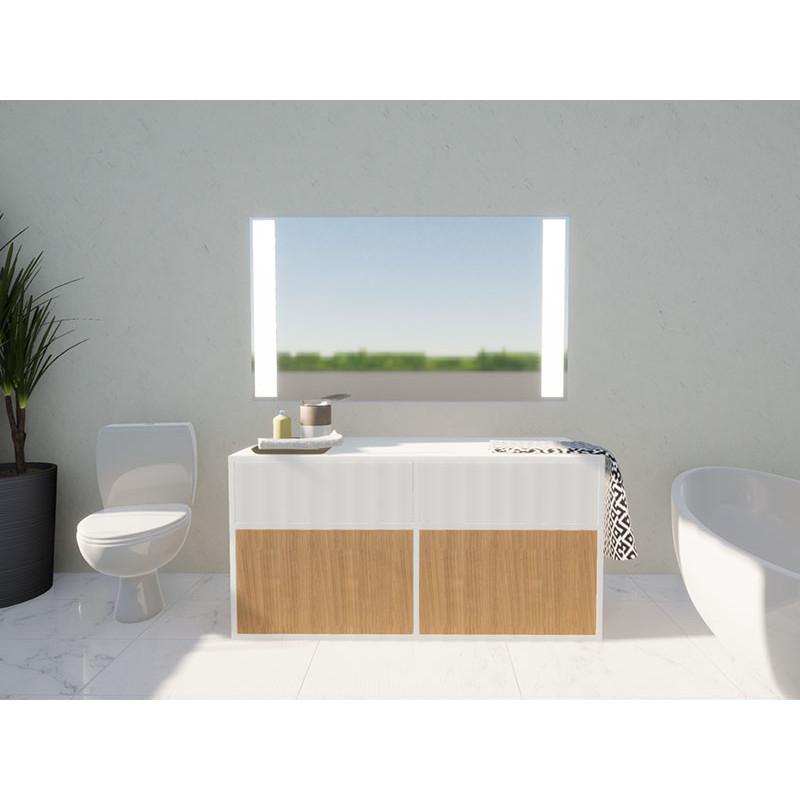 Caisson salle de bain sur mesure